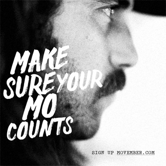 movember counts